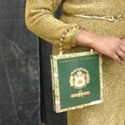 #TBT- Golden Girl: Formal Dress  For Less