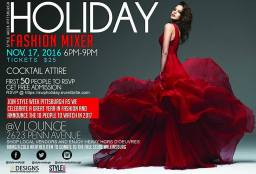 Style Week Pittsburgh- Fashion Mixer